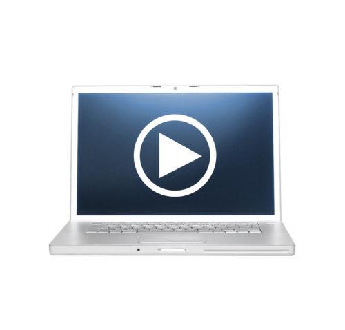 Online-Videos auf der Homepage