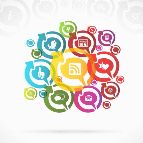 Social Media-Kanäle