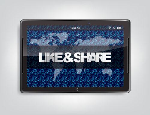 Facebook-Unternehmensseiten